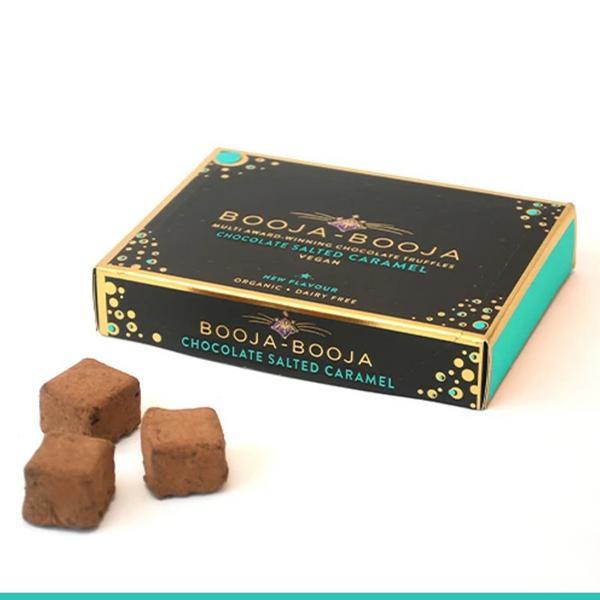 Chocolate Salted Caramel Truffles Vegan, ORGANIC