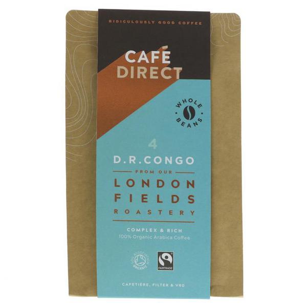 London Fields D.R. Congo Coffee Beans ORGANIC