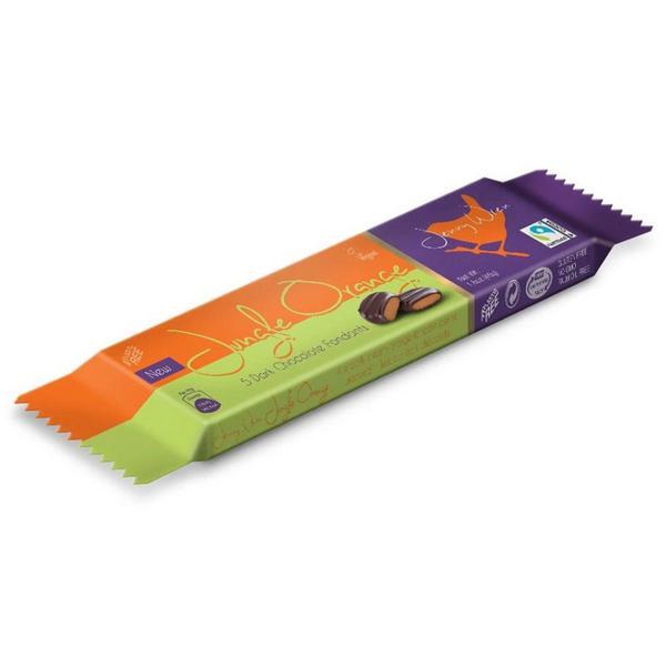 Dark Chocolate Fondants Jungle Orange