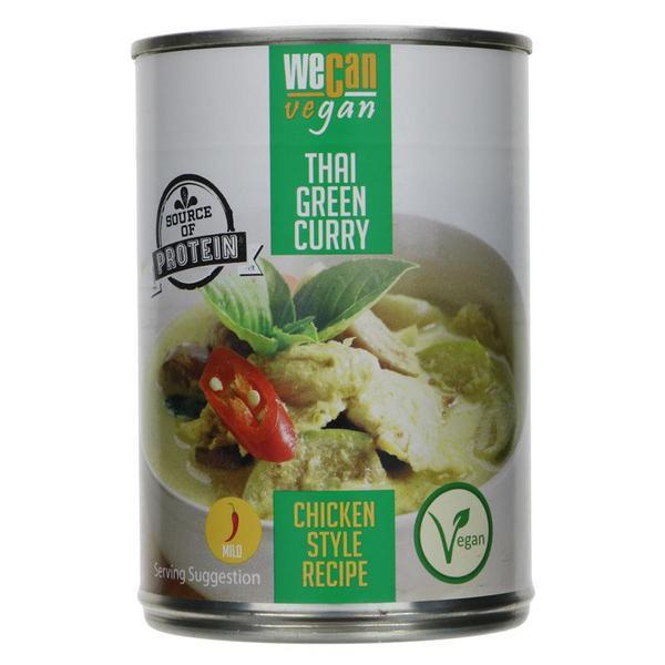 We Can Vegan Thai Green Curry