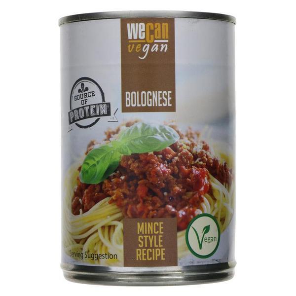 We Can Vegan Bolognese Pasta Vegan