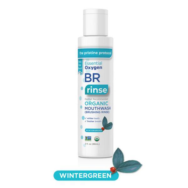 Wintergreen Mouthwash ORGANIC