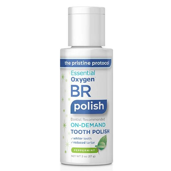 Tooth Polish Peppermint