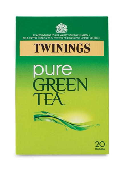 Pure Green T-Bags