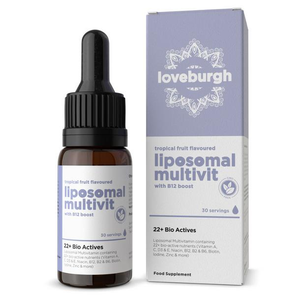 Liposomal Multivitamin
