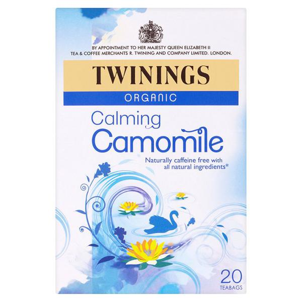 Calming Chamomile T-Bags ORGANIC