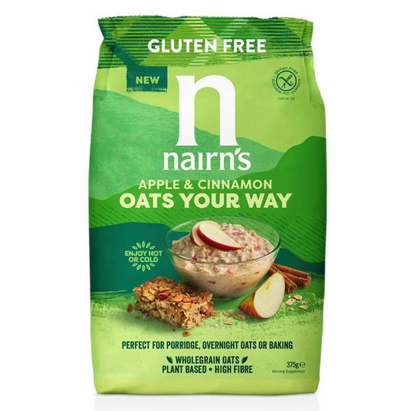 Oats Apple & Cinnamon Your Way Gluten Free