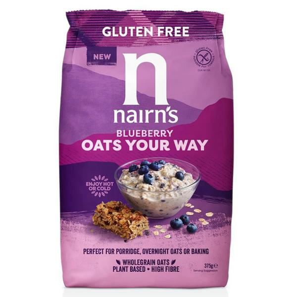 Oats Your Way Blueberry Gluten Free