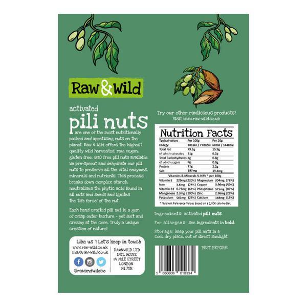 Activated Pili Nuts Original image 2
