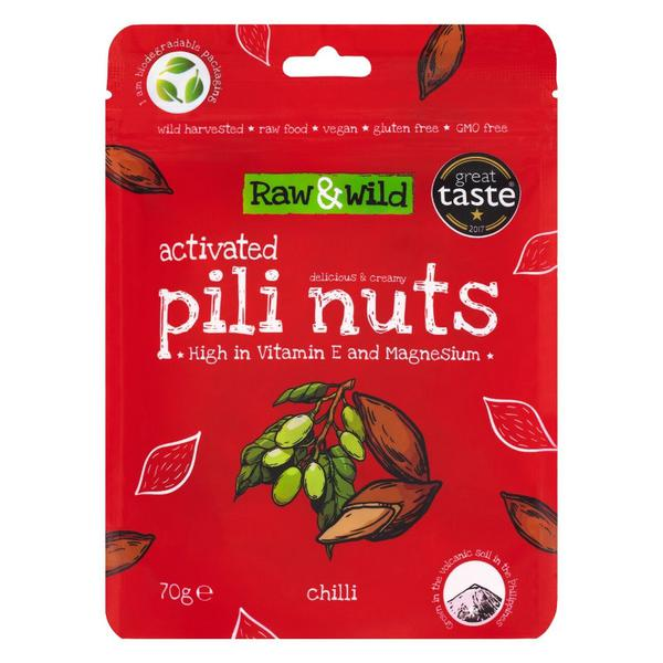 Activated Pili Nuts Chilli