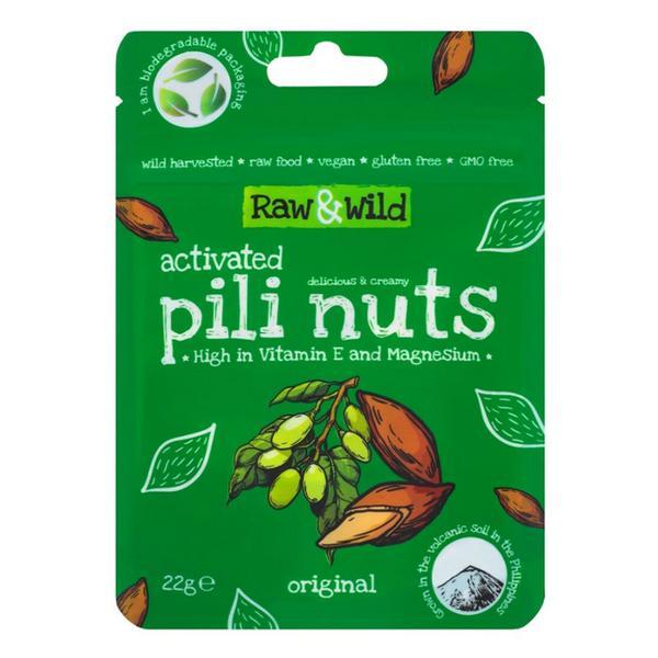 Pili Activated Nuts Original