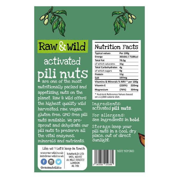 Pili Activated Nuts Original image 2
