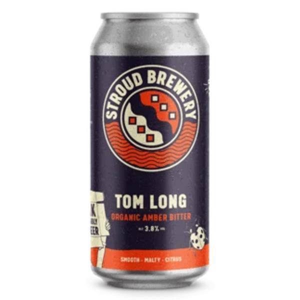 Tom Long 3.8% ABV Beer ORGANIC