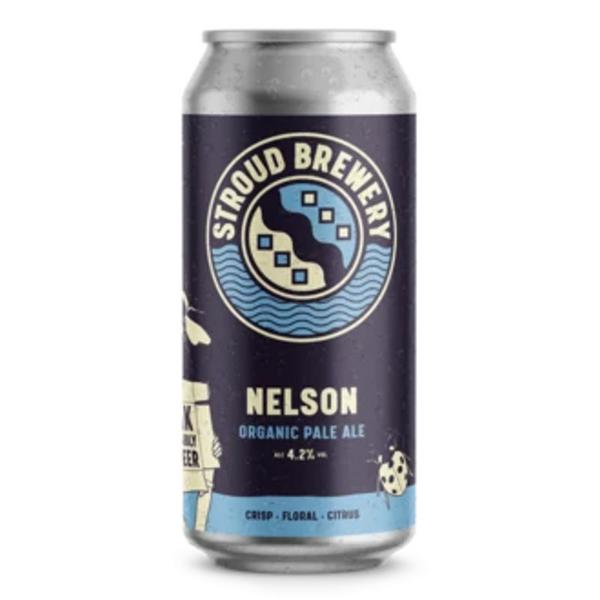 Nelson Pale Ale 4.2% ABV Beer ORGANIC