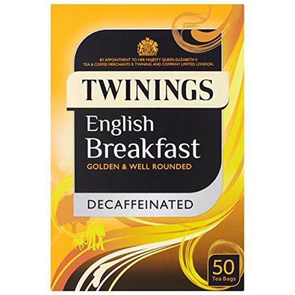 English Breakfast Tea Decaffeinated