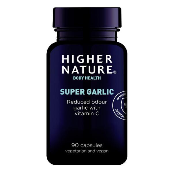 Super Garlic Capsules
