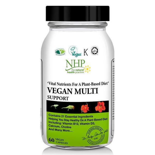 Vegan Multi Support Capsules