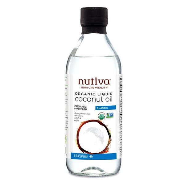 Coconut Oil Liquid ORGANIC