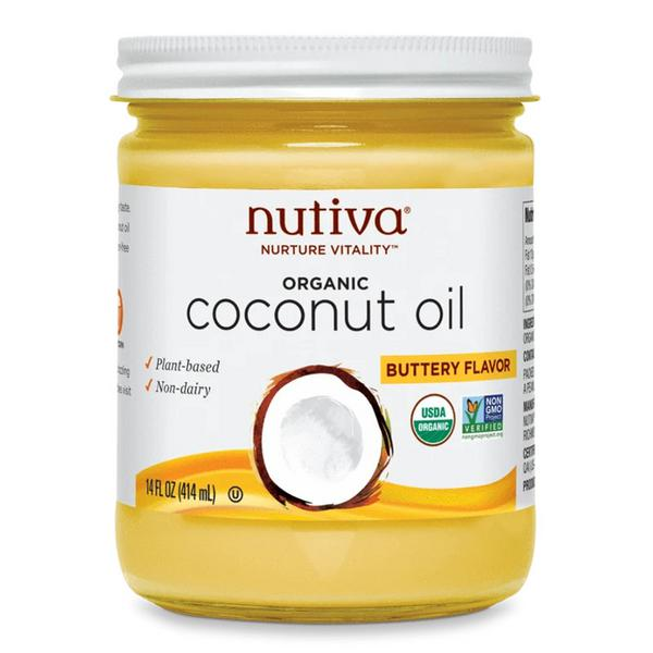 Buttery Coconut Oil ORGANIC