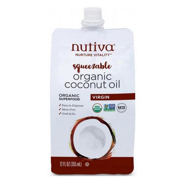 Virgin Coconut Oil Pouch ORGANIC