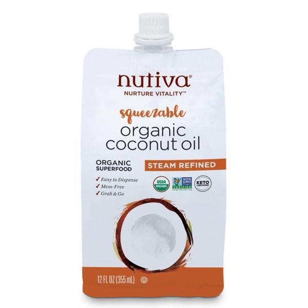 Refined Coconut Oil Pouch ORGANIC