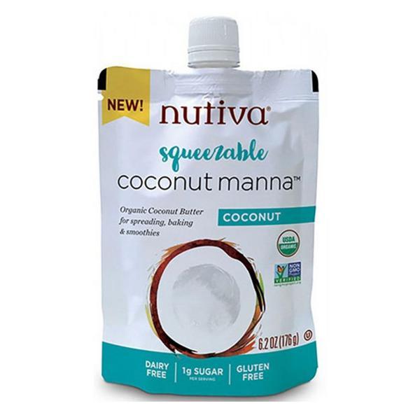 Coconut Manna Pouch ORGANIC