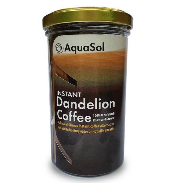 Instant Dandelion Coffee