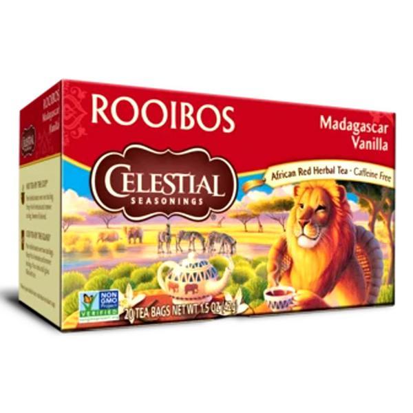 Rooibos Tea Madagascar Vanilla