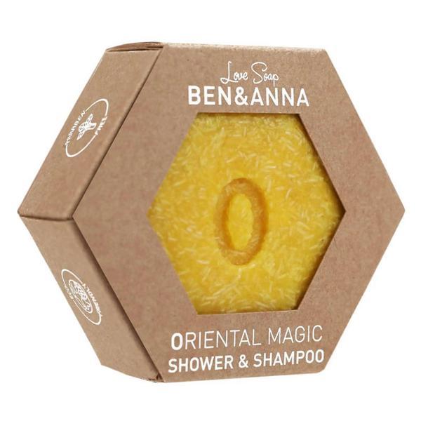 shower & shampoo Bar Oriental Magic