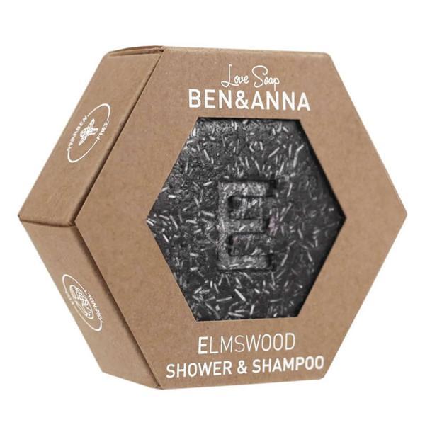 Elmswood shower & shampoo Bar
