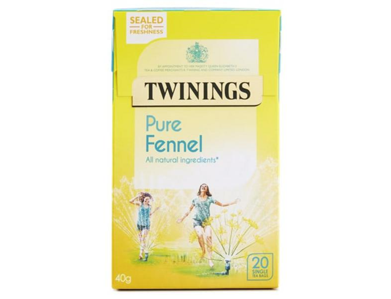 Cleansing Fennel Herb Tea