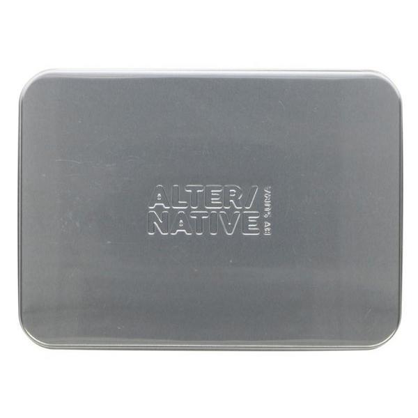 Travel Soap Tin Double Size