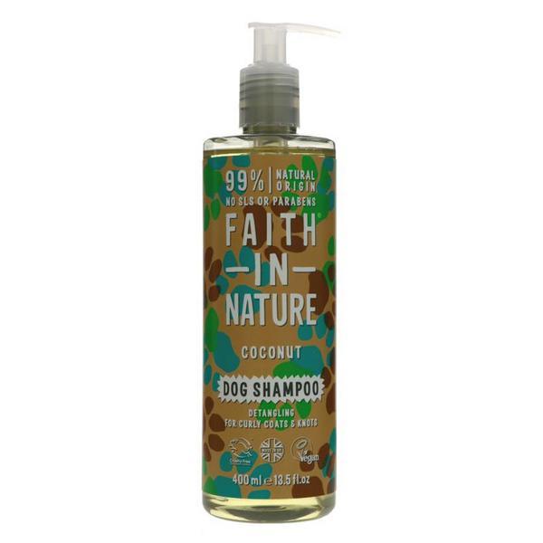 Coconut Dog Shampoo