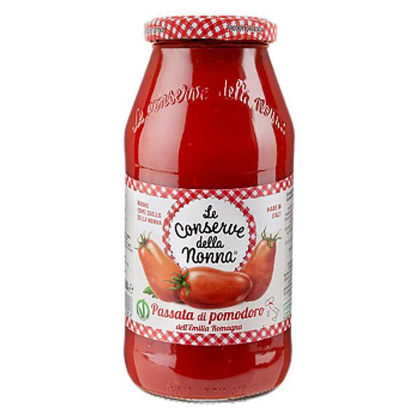 Smooth Tomatoe Passata Sauce Vegan