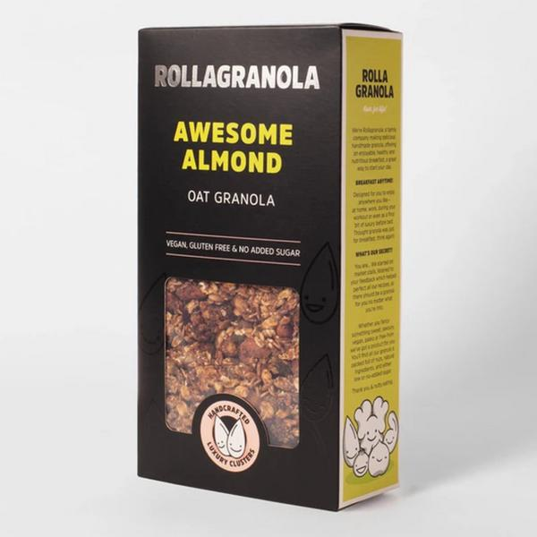 Awesome Almonds Oat Granola