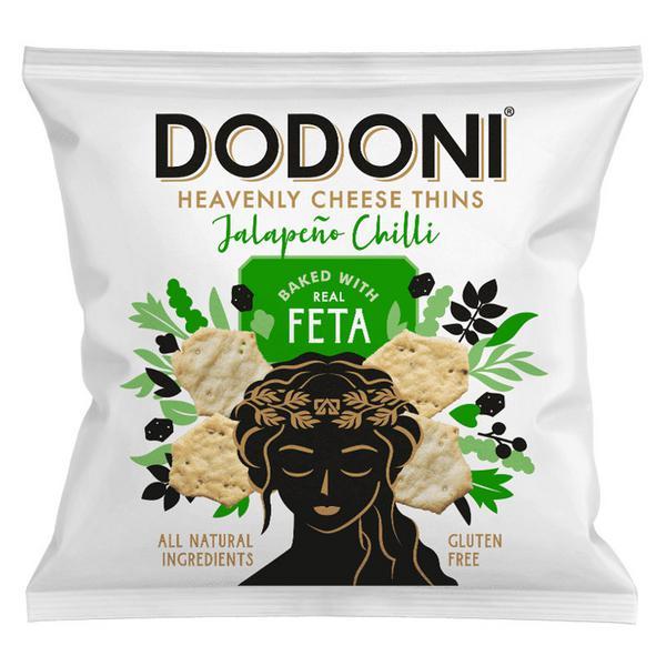 Jalapeno Chilli Feta Thins