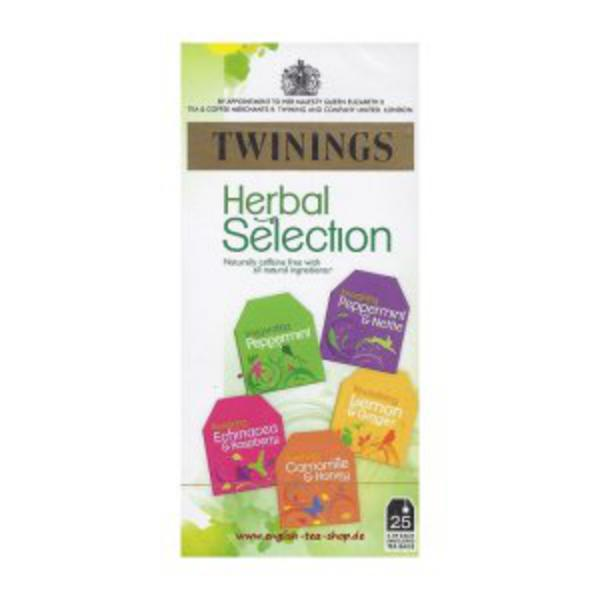 Herbal Selection T-Bags