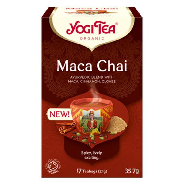 Maca Chai ORGANIC