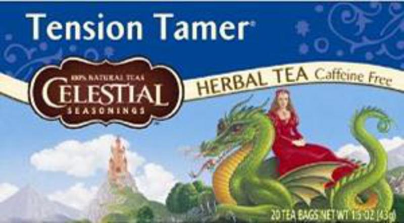 Tension Tamer Tea