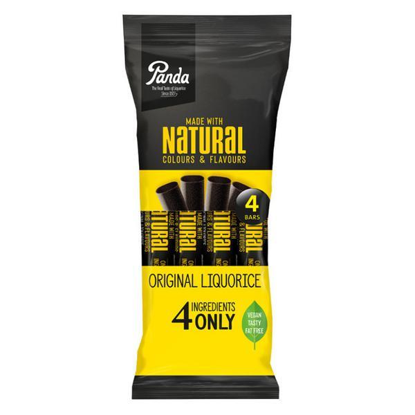 Soft Natural Liquorice
