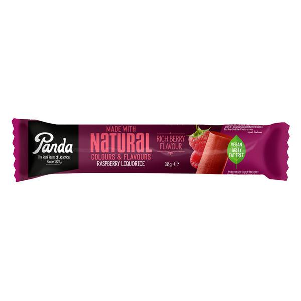 Raspberry Liquorice Vegan, yeast free