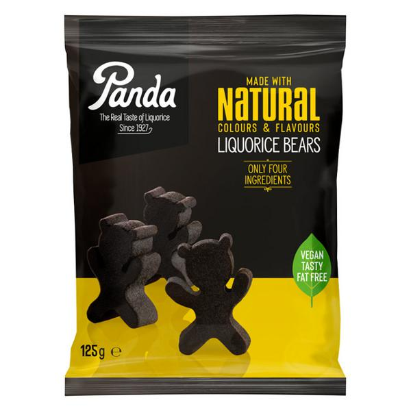 Liquorice Bears