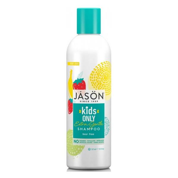 Kids Only Shampoo Vegan