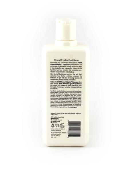 Henna Colour Protection Conditioner  image 2
