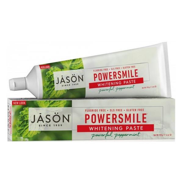 Powersmile Whitening Toothpaste Fluoride Free