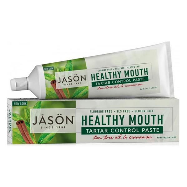 Healthy Mouth Toothpaste Fluoride Free Gluten Free, Vegan