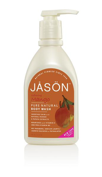Mango & Papaya Body Wash