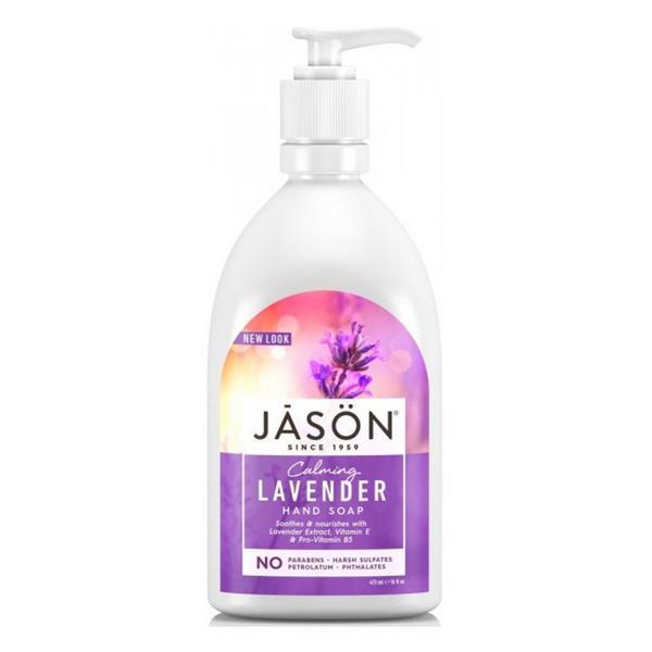Liquid Soap Lavender Satin Vegan