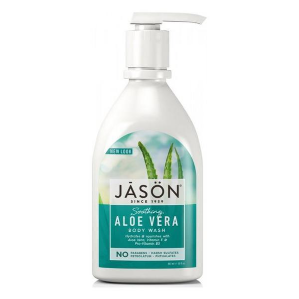 Aloe Vera Body Wash Vegan