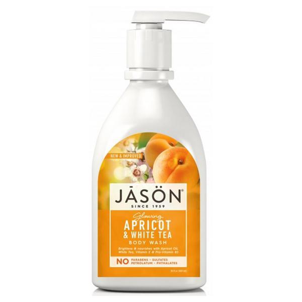 Apricot & White Tea Body Wash Vegan